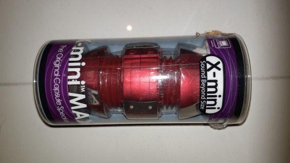 X Mini Double Speakers
