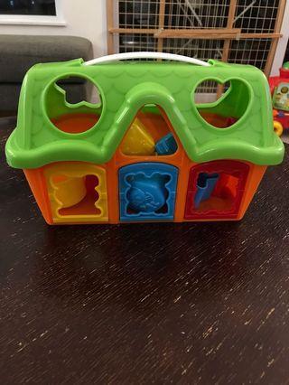 幼兒學習玩具