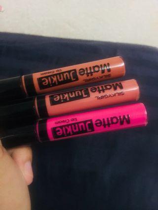 Silkygirl lipstick matte #OYOHOTEL