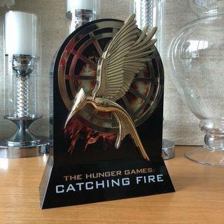 Hunger Games Catching Fire 英國限量版 Limited Edition DVD + Blu-Ray 套裝 (Region B)