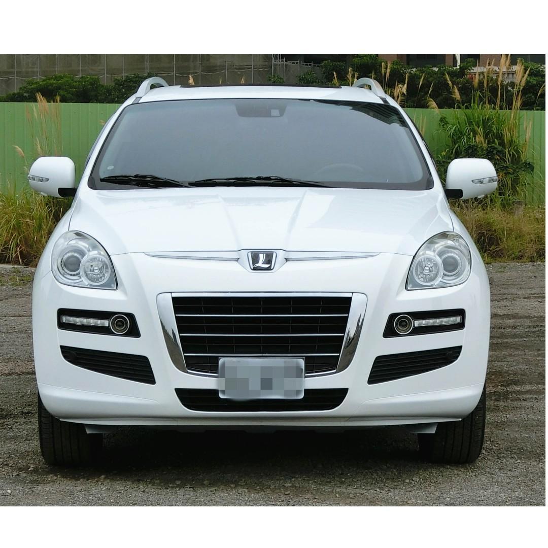 售價就是30萬 [Nice好車] 2015年 Luxgen U7 白色款係豪門世家出手不猶豫 代步車 二手車 中古車