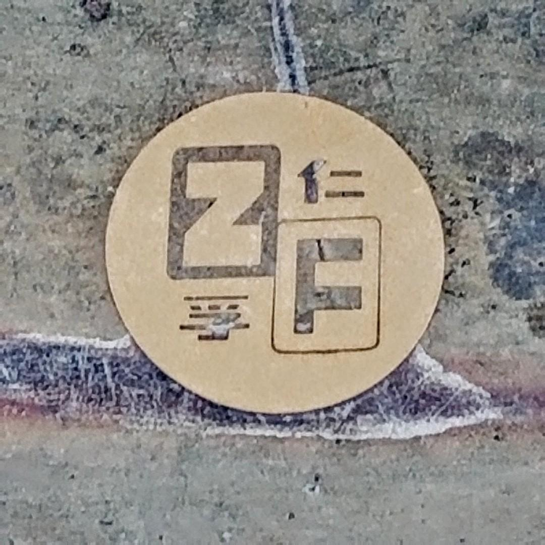 香港品牌仁孚行銀質白銅筆座