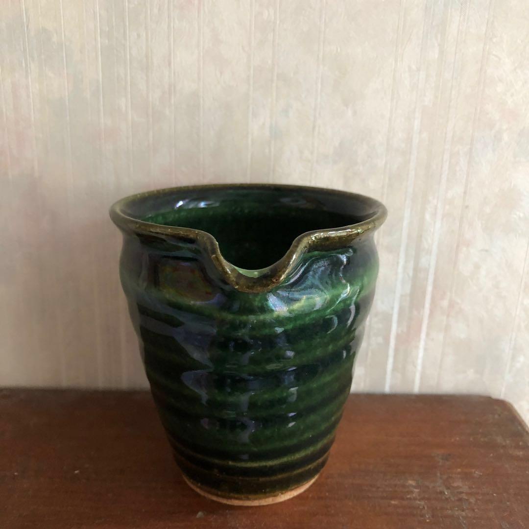 日本陶藝家片口器物