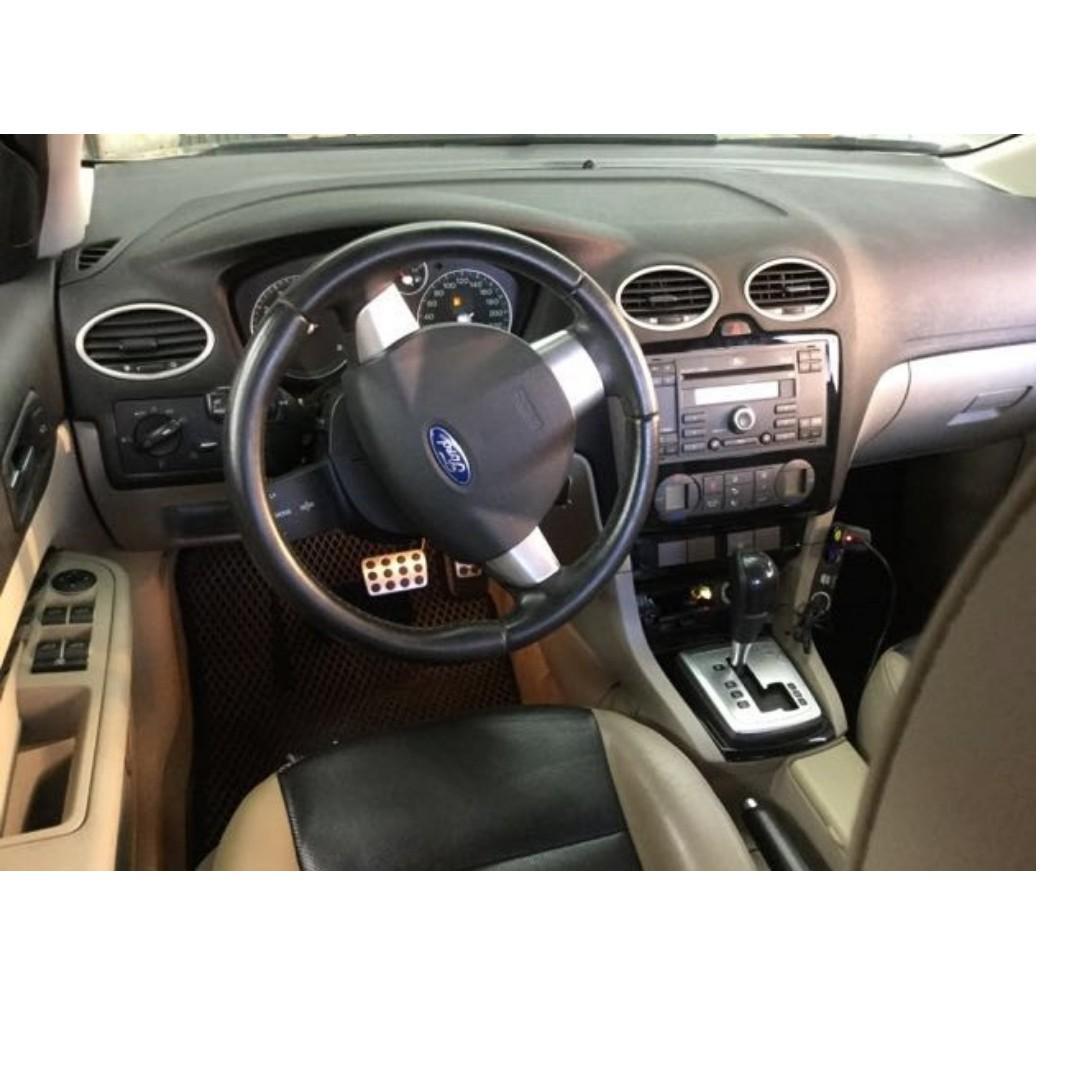 賣四萬 [Nice好車] 2008年 Ford Focus 4D 代步車 二手車 中古車