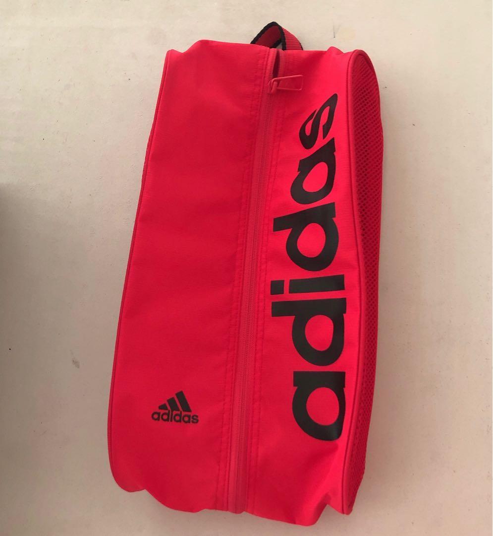 adidas linear performance shoe bag