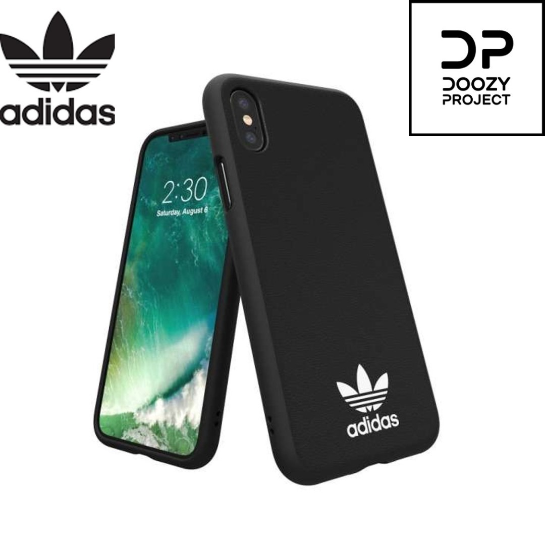 new style 5f60d 4db0b Adidas Originals iPhone X Moulded Case