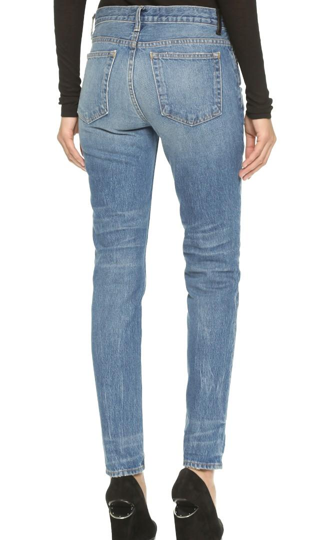 Alexander Wang Jeans 002 Relaxed Fit Skinny size 25