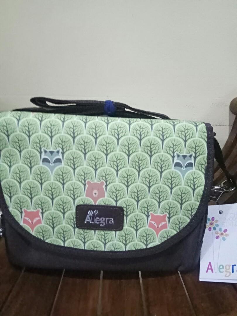 Allegra Maxi Forest Cooler Bag