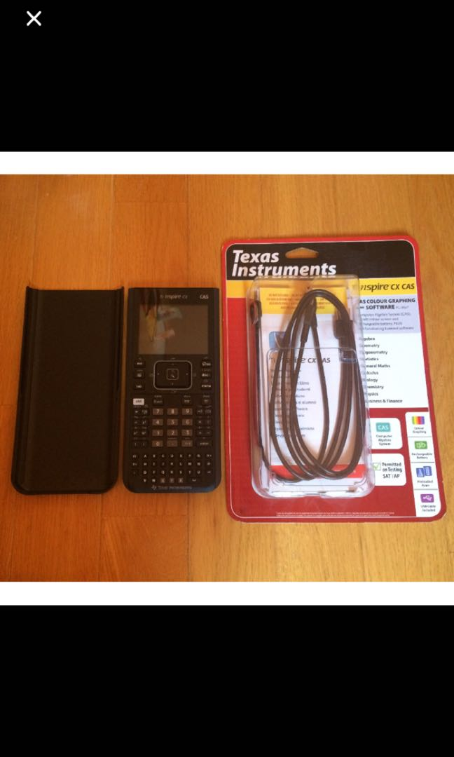 Other Office Eqpt & Supplies LEAD TI-Nspire CX Graphing