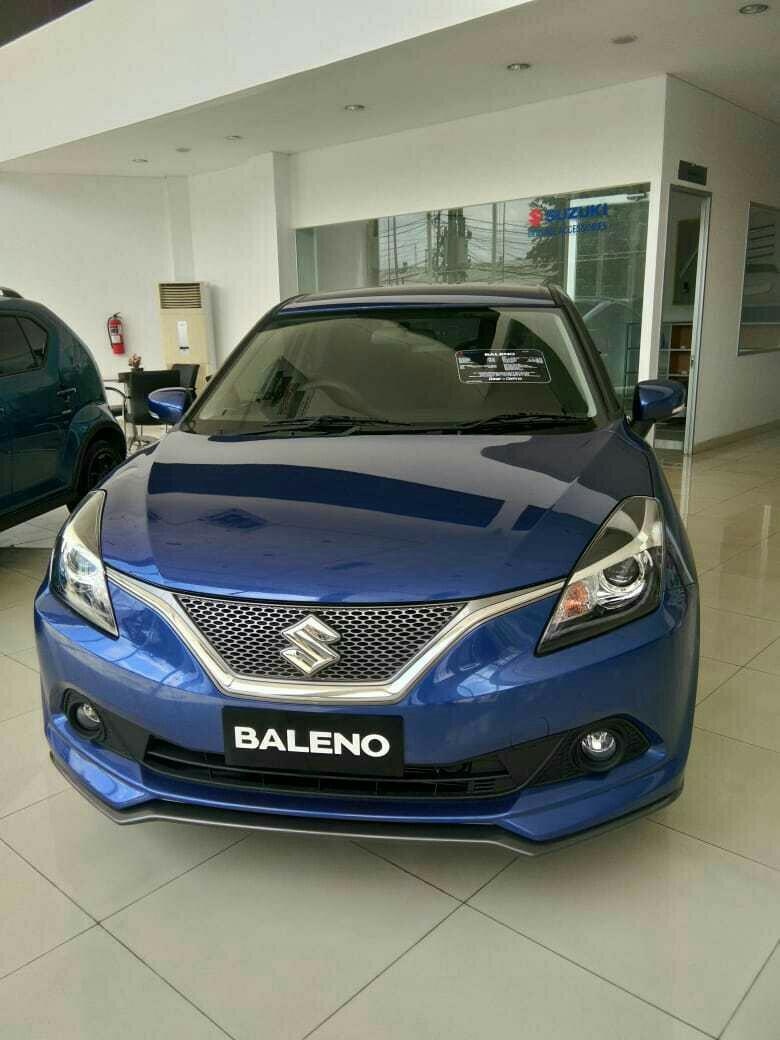 Baleno AT (automatic)