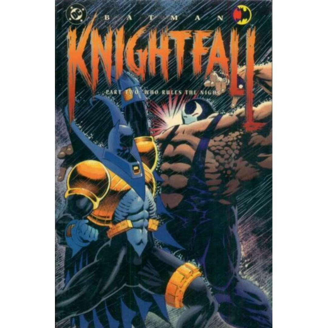 BATMAN: KNIGHTFALL PART 2 - WHO RULES THE NIGHT