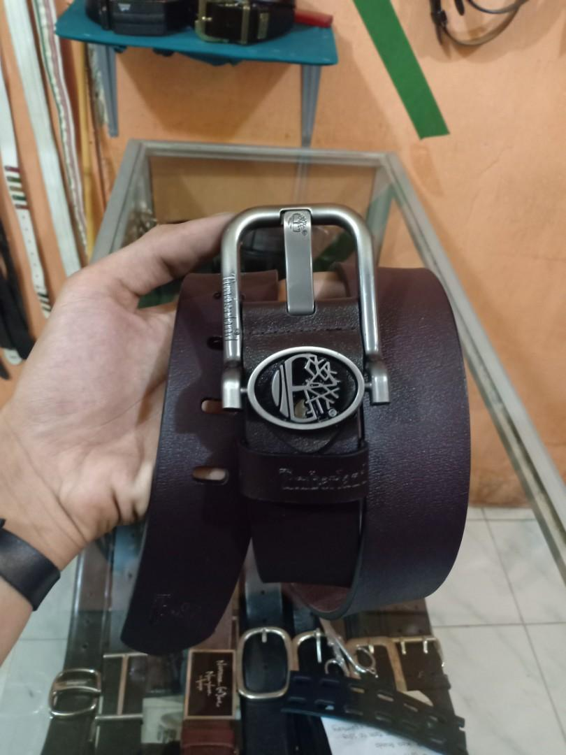 Belt Timberland Genuine Leather