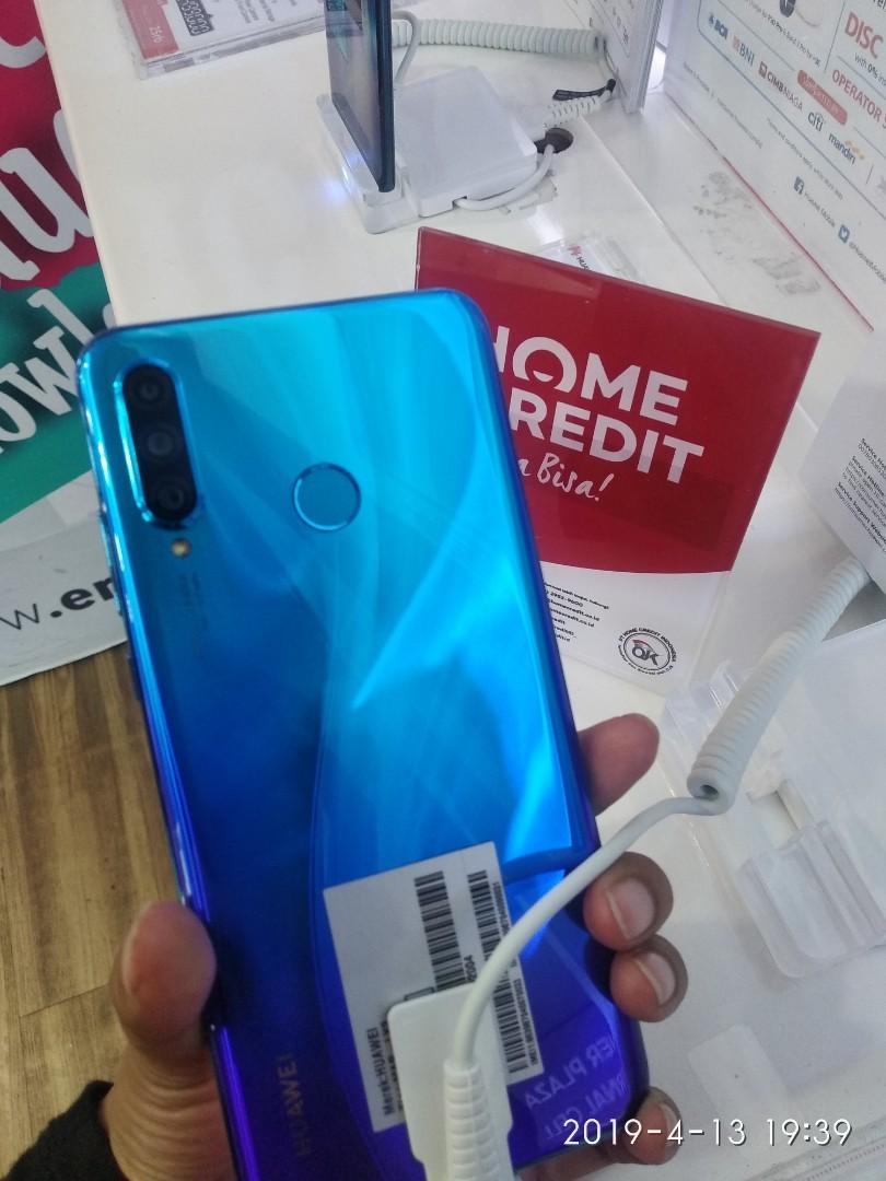 Bisa dikredit Huawei P30 Lite bunga bisa 0%