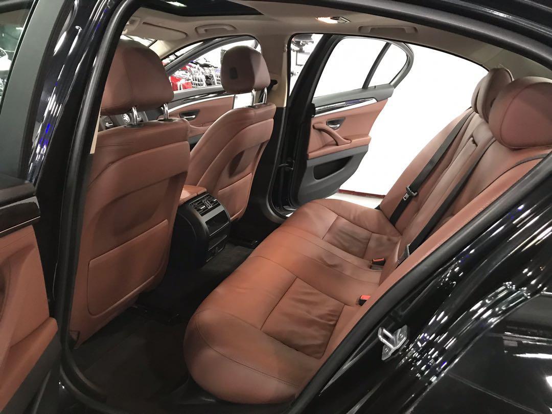 BMW 520D 2015