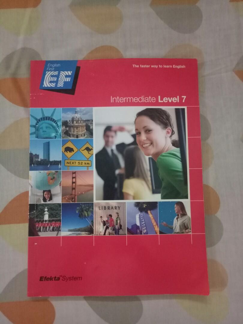 Buku les EF level intermediate 7