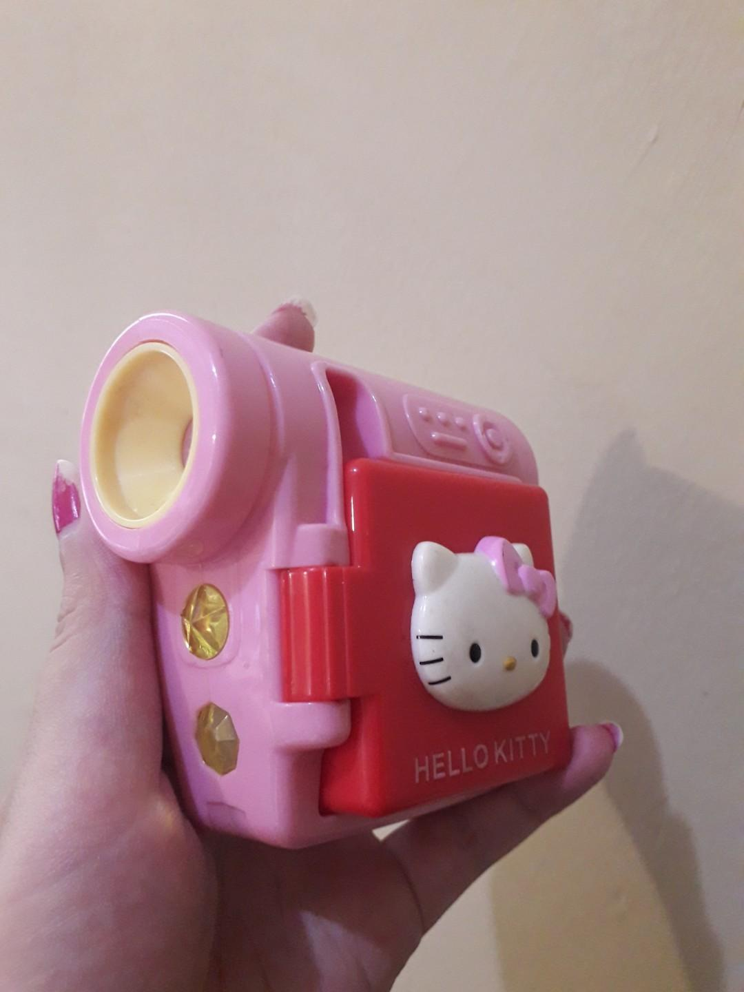 Camera hello kitty