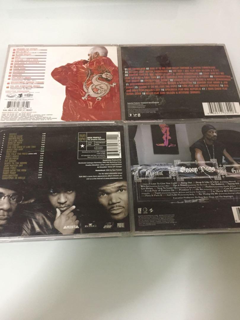 CD   Hip Hop / Soul / R&B
