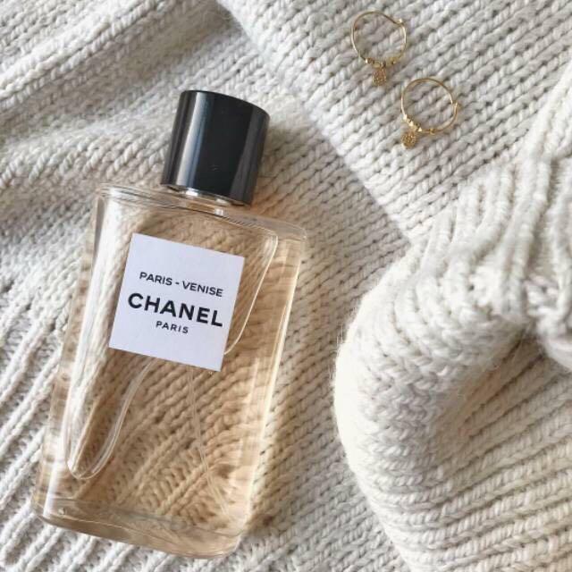Chanel Paris Venise Parfume Original