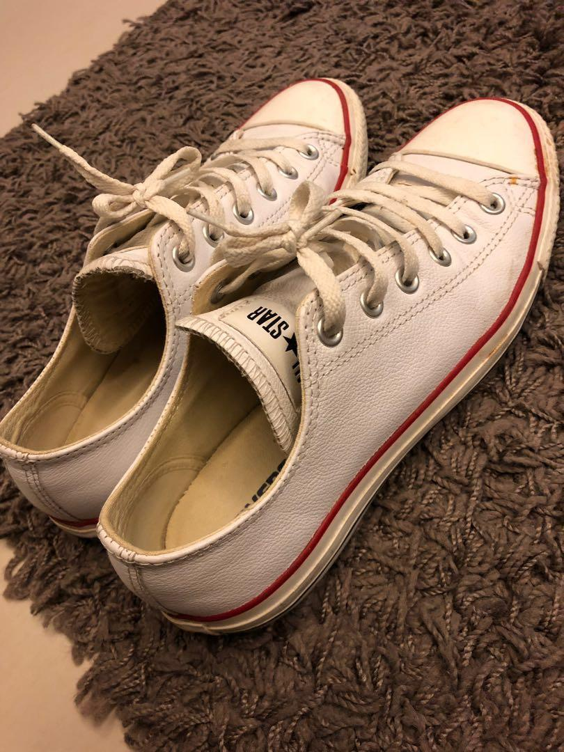 Converse Sneakers Full Leather