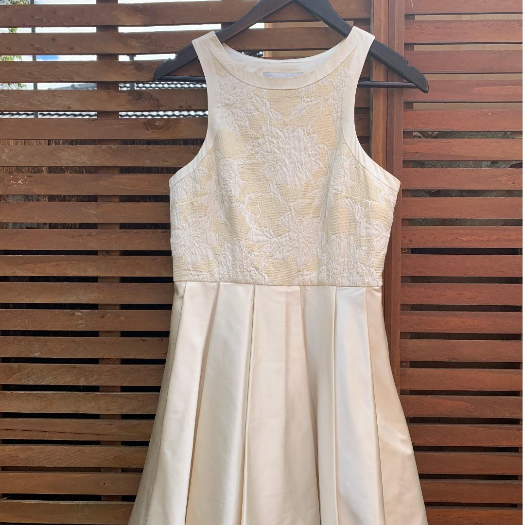 Cooper Street Luxe - Beige/Cream Party dress - size 10