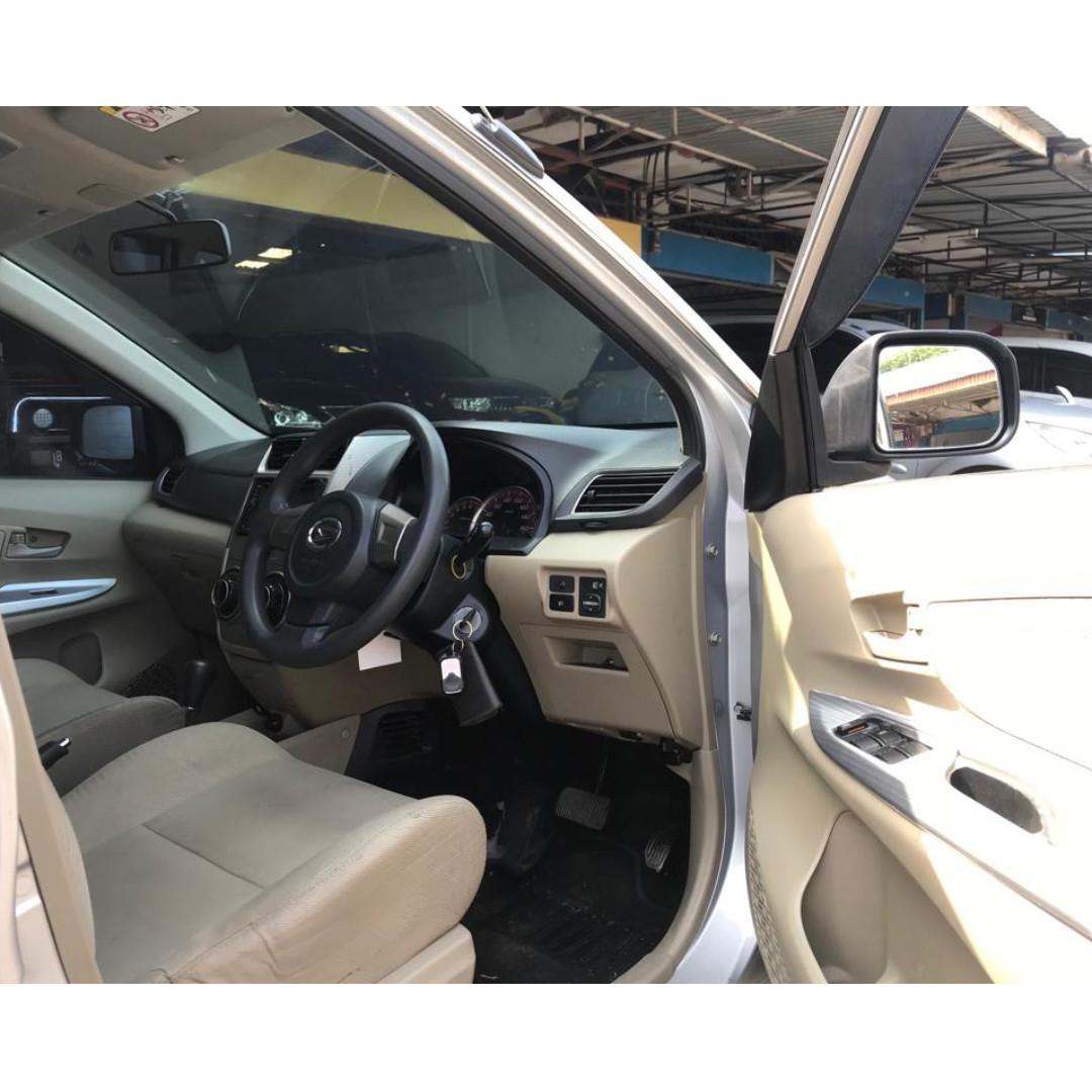 Daihatsu Xenia R sporty 1.3 a/t 2013 TERMURAH DP 5jt