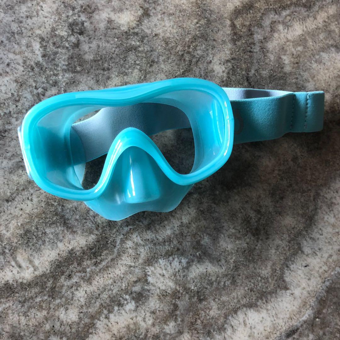 3bfe0afa948 Decathlon Small Snorkeling Mask