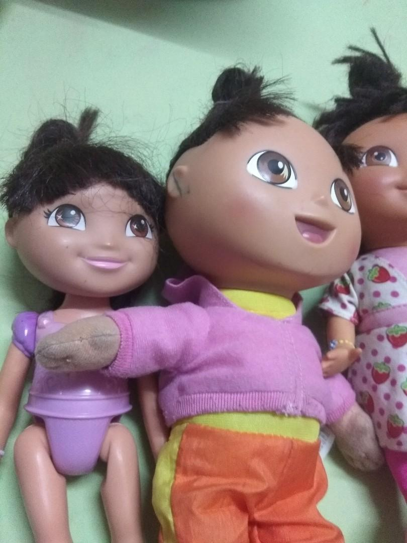 Dora explorer (price for all)