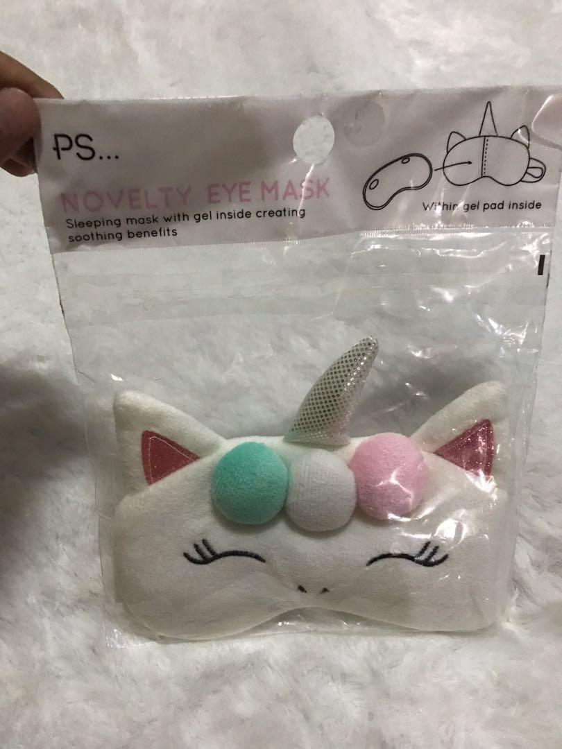 Eyemask with Gelpad - Unicorn