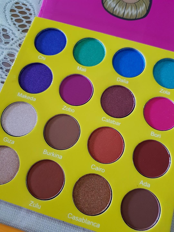 Eyeshadow Palettes Rental