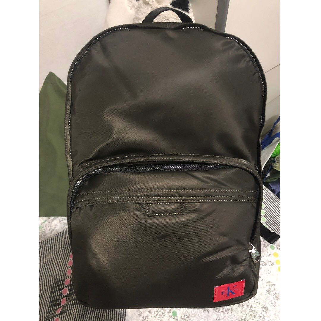 a8e51cabb Further Reduced! Brand New Calvin Klein Men's Campus Backpack, Men's ...