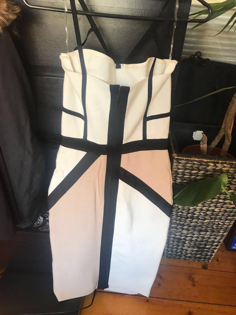 G6 Bandage Dress