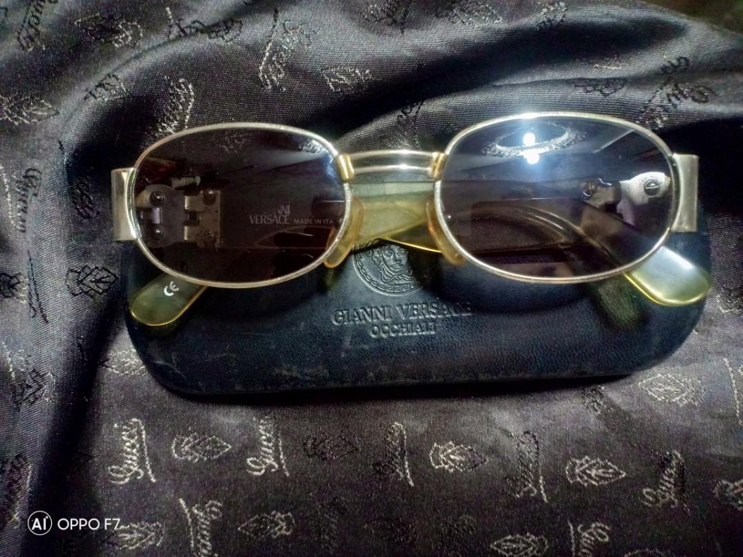 b03ffa82b48 Gianni Versace Sunglasses MOD S71 COL 030, Men's Fashion ...