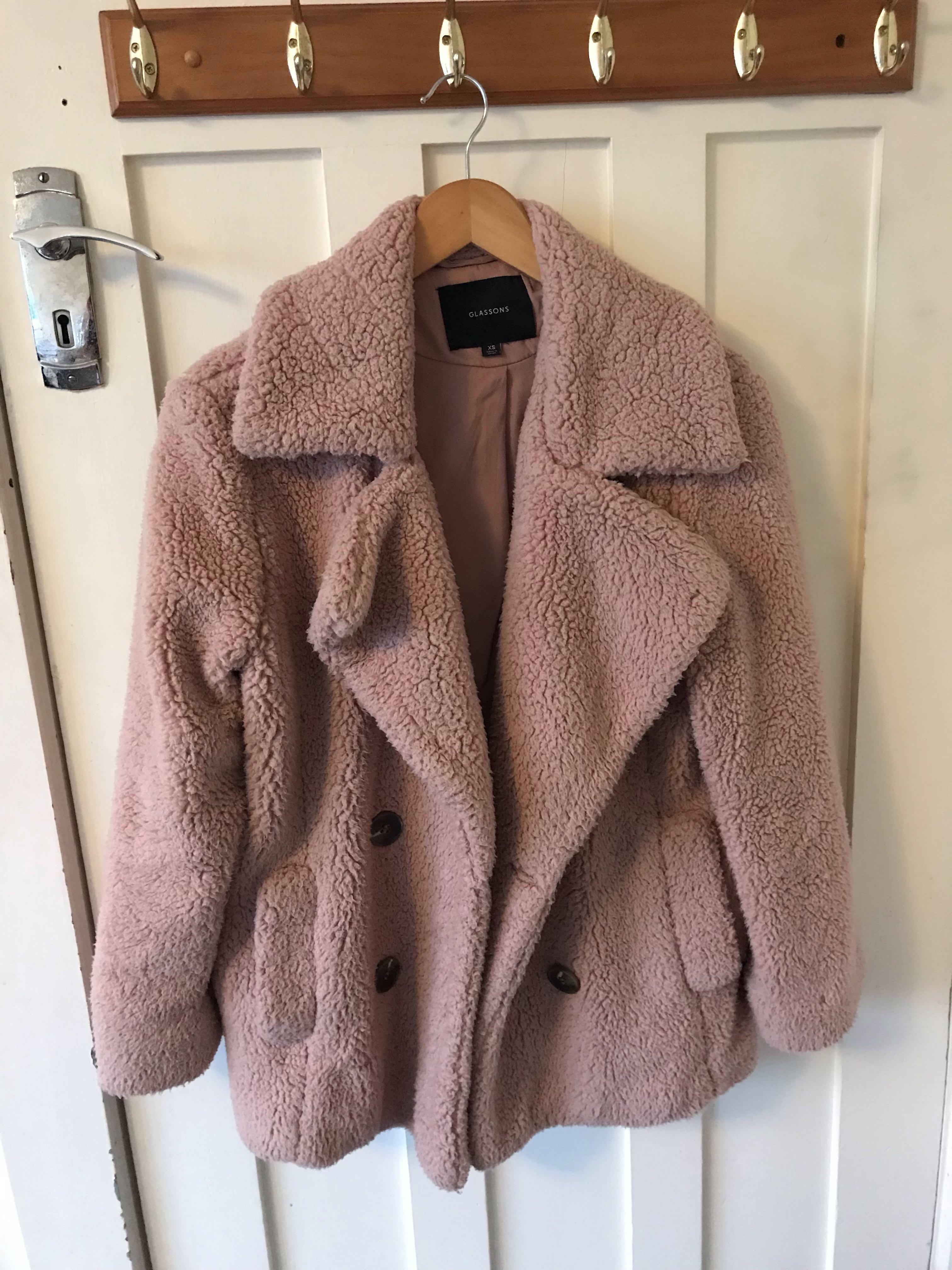 Glassons teddy coat