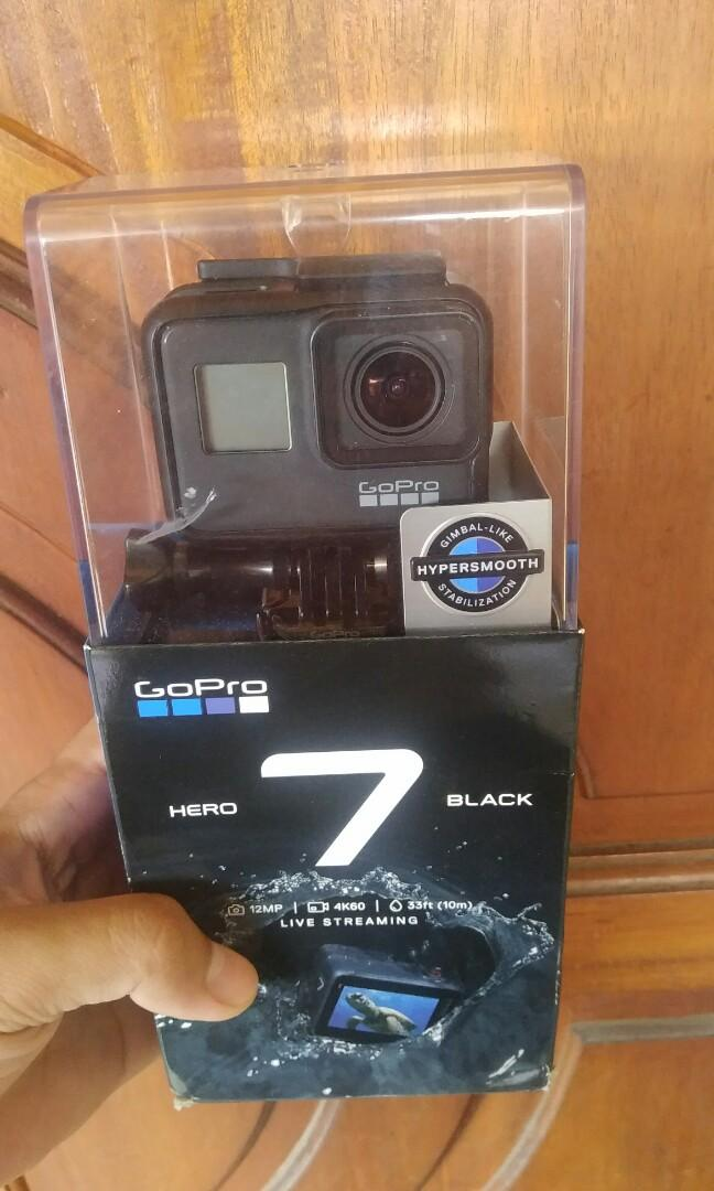 Gopro Hero 7 Black Like New