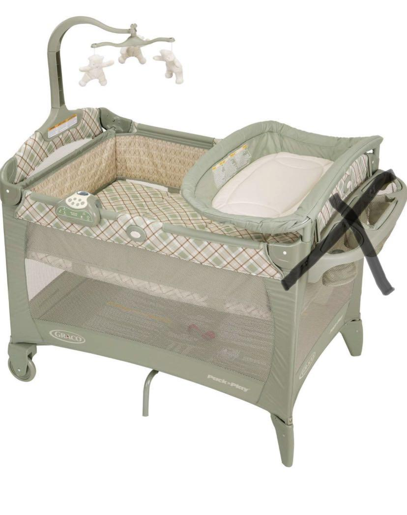 Graco Playpen (used) self collect at punggol central