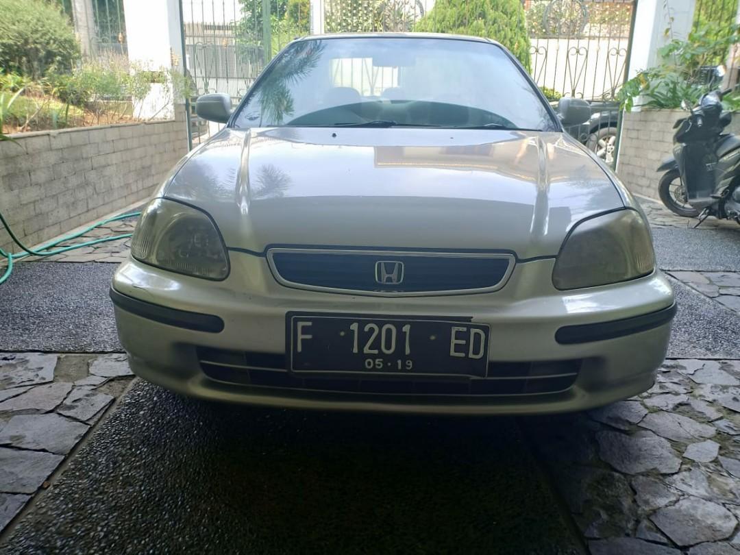Honda Civic Ferio 1997 Manual