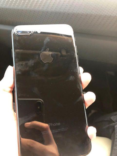 Iphone 7 plus 256GB minus kardus, kondisi normal, mulus