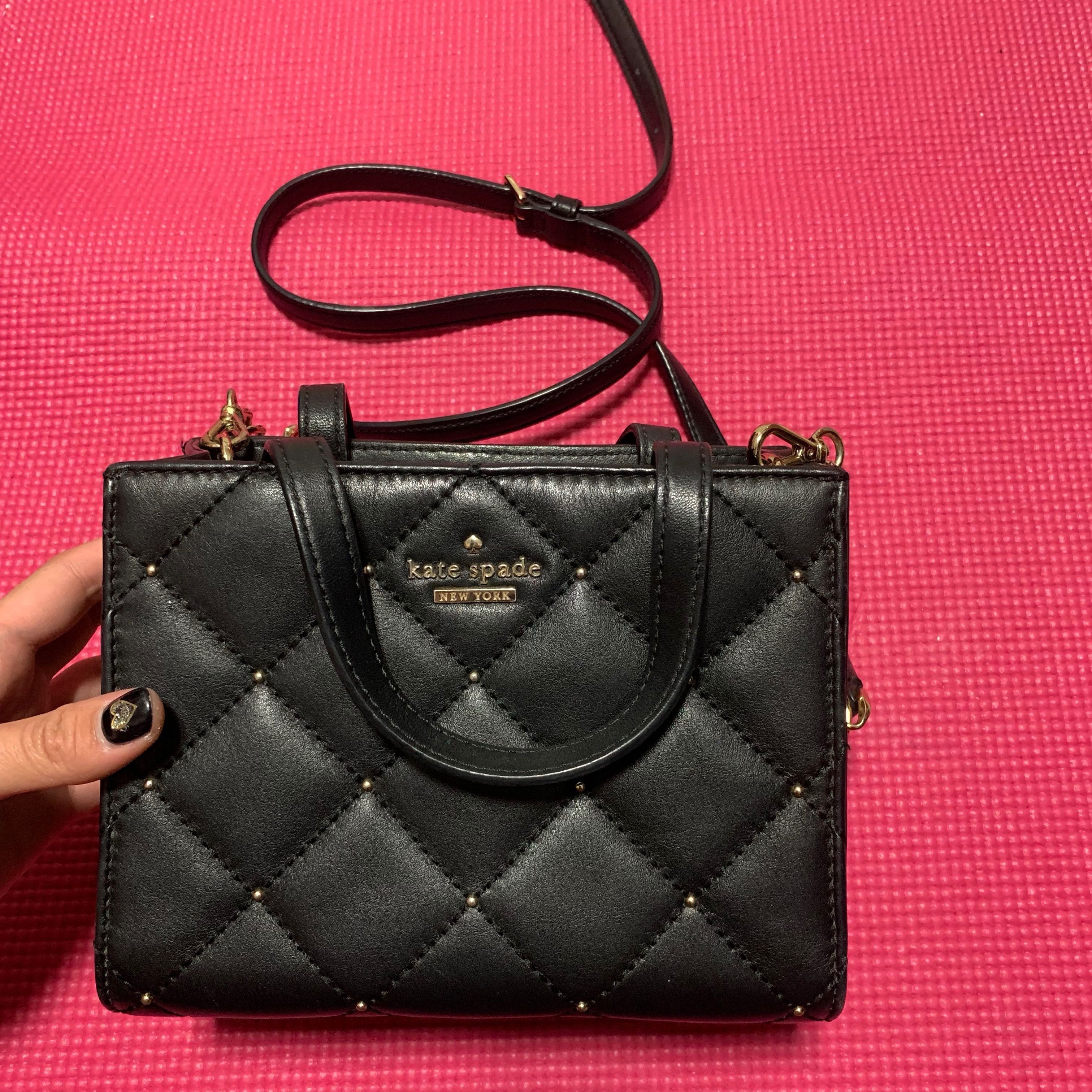 3c409e5c20d6 Kate Spade Sling Bag , Luxury, Bags & Wallets, Sling Bags on Carousell