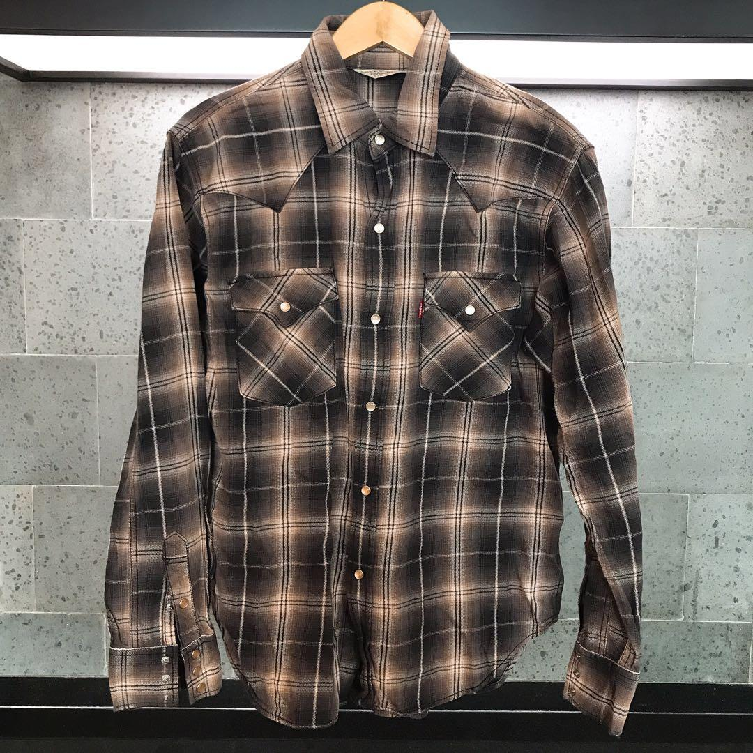 Kemeja Flanel Levi's Country