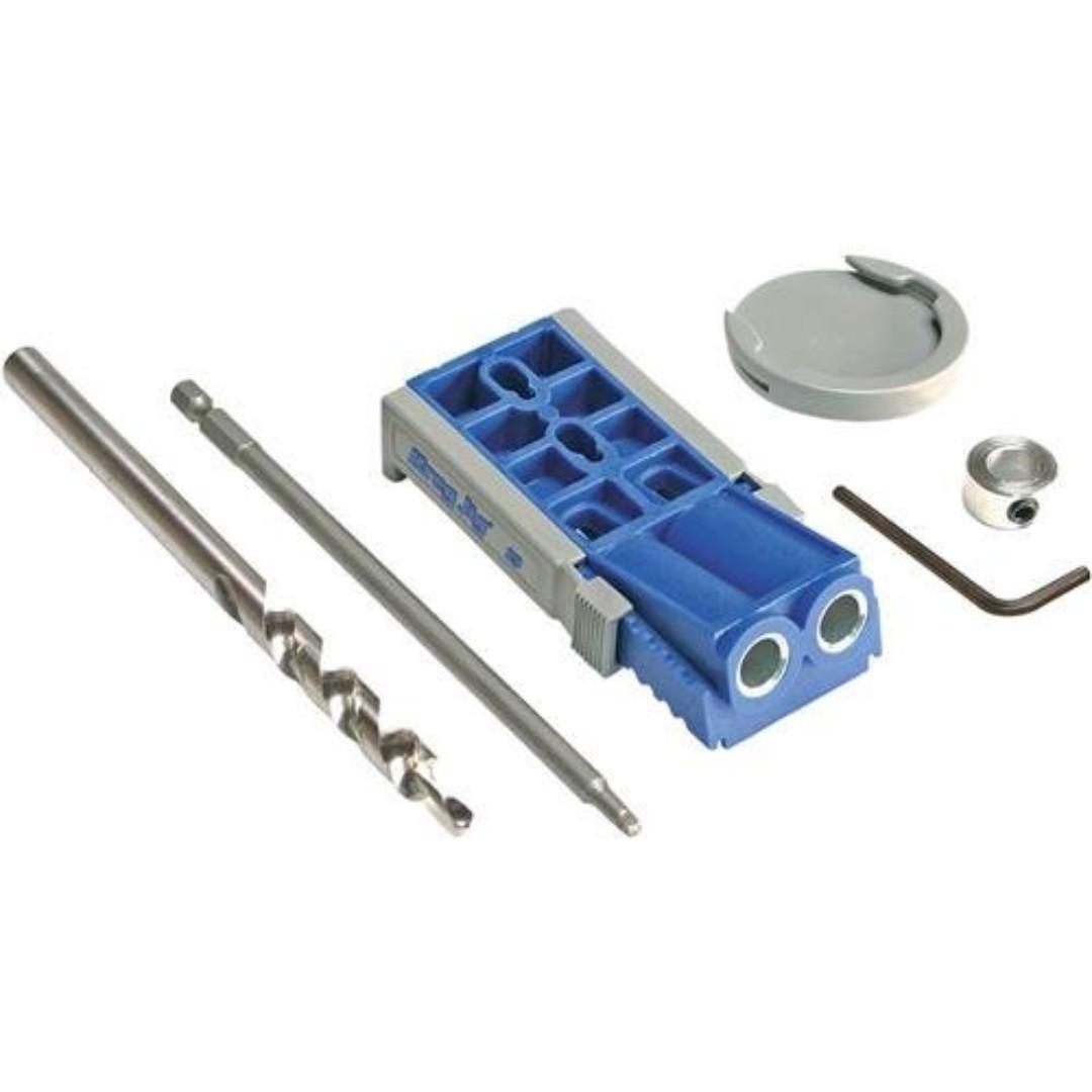 Kreg R3 Original Pocket Hole Drilling Jig Woodworking System  [27% DISC]