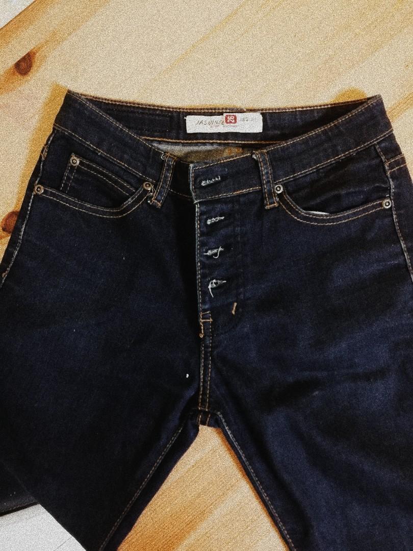 lowrise denim jeans 👖🌼