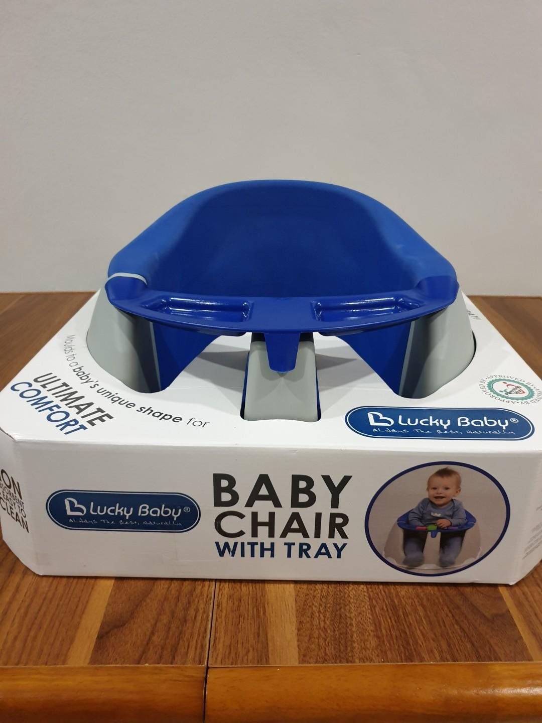 (Price reduced) Lucky Baby Snappi seat