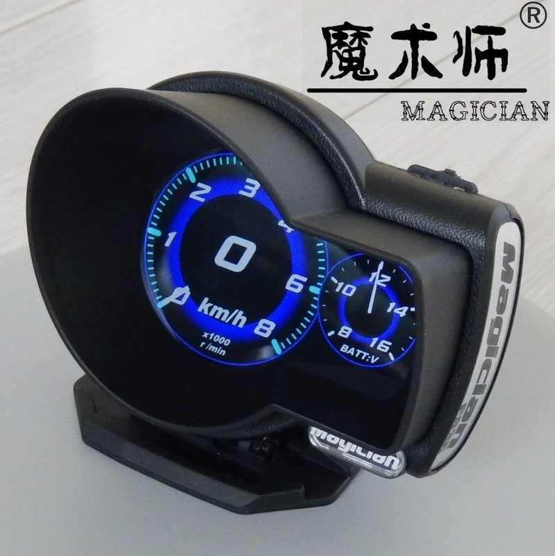 Magical OBD meter, Car Accessories, Accessories on Carousell