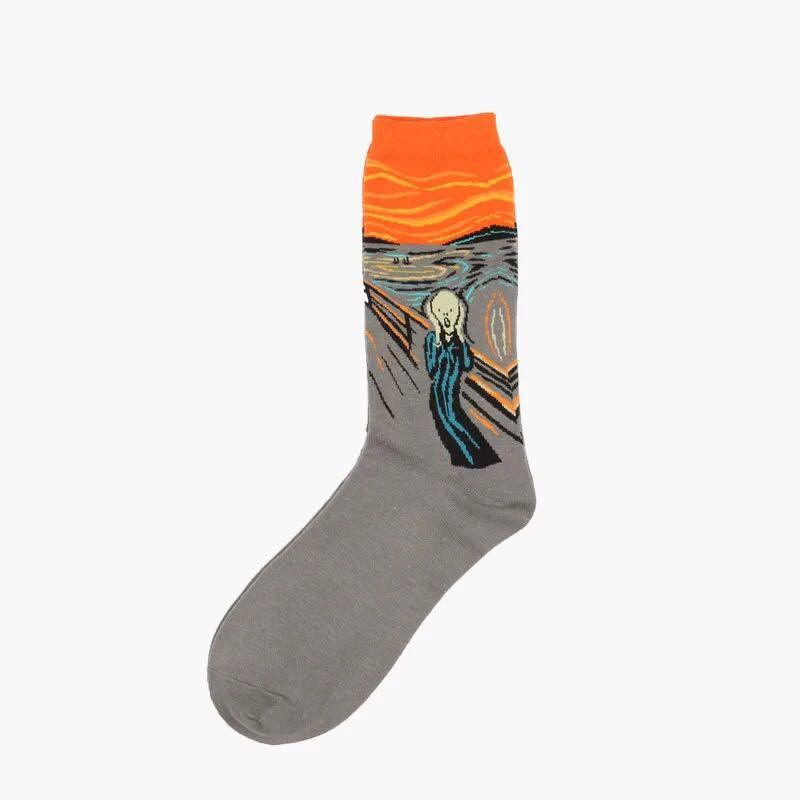 🚚Male Art Socks $10for3 15for5(free delivery for $15)