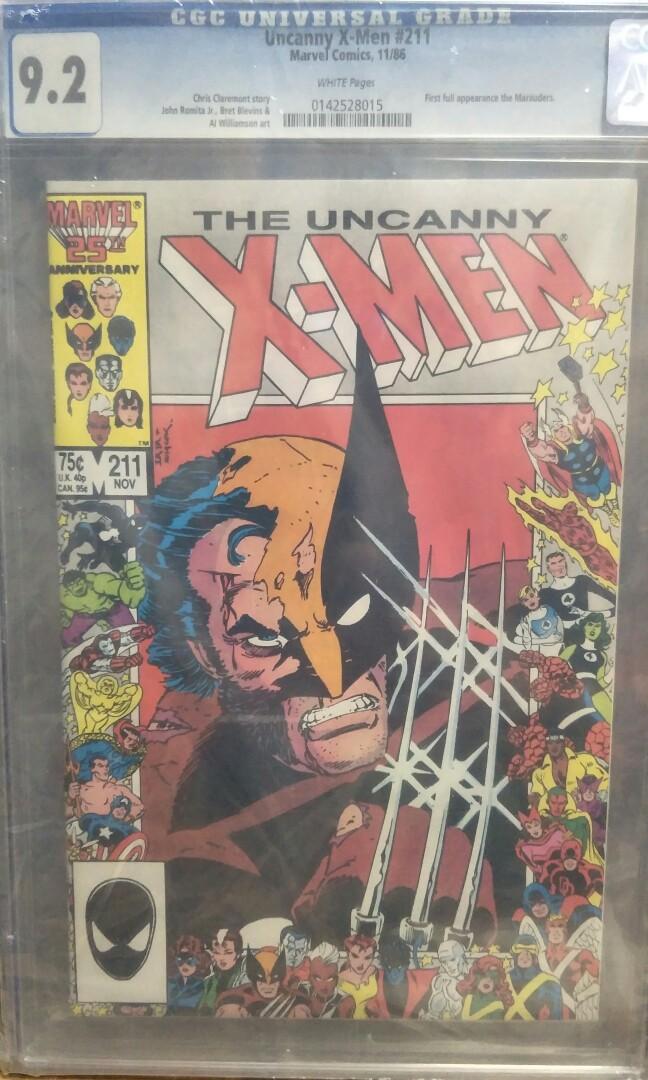 Marvel Comics vintage collectibles classics rare Key issue Hard to find  comics graded Cgc Key issue Hard to find comics graded Cgc 9 2