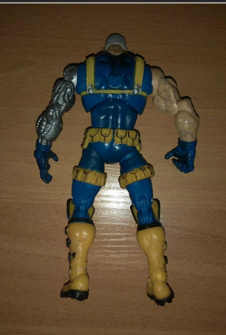 Marvel Legends 6吋 X-Men Cable 機堡 鋼索 鋼纜