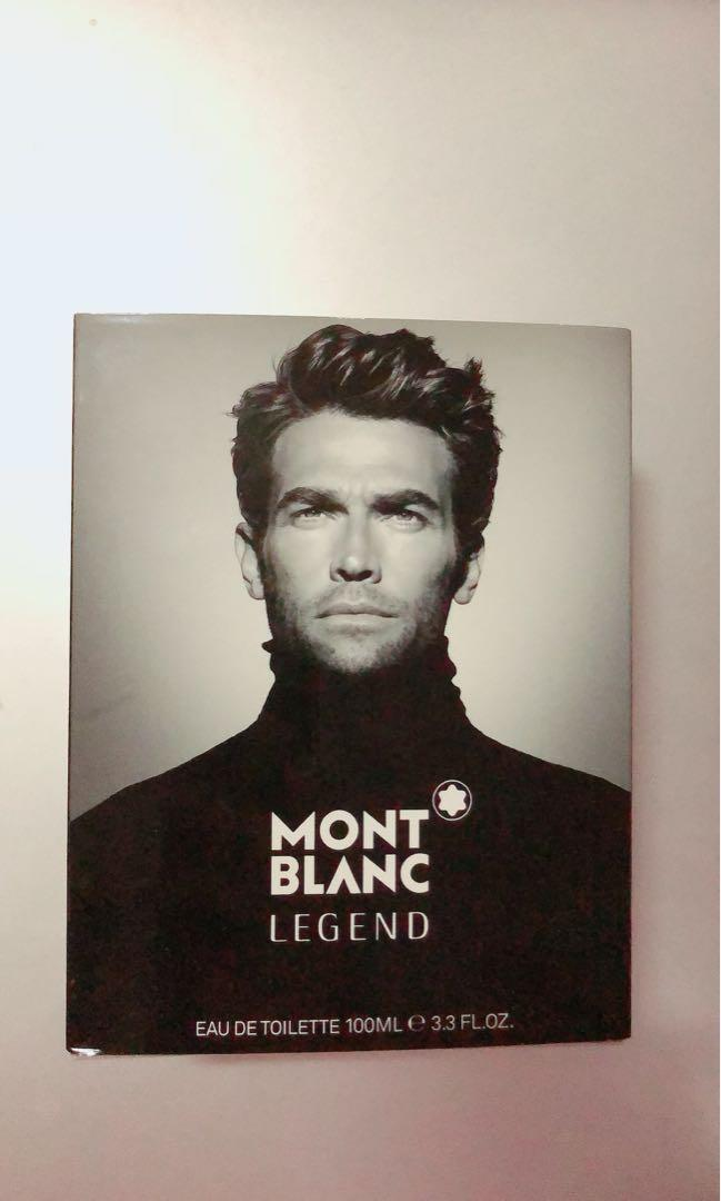 Men perfume [MONT BLANC LEGEND]