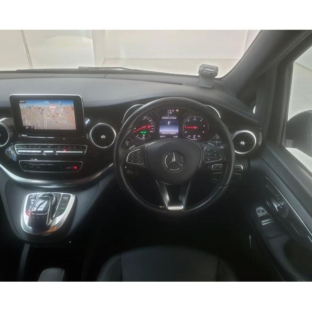 Mercedes V250 Diesel