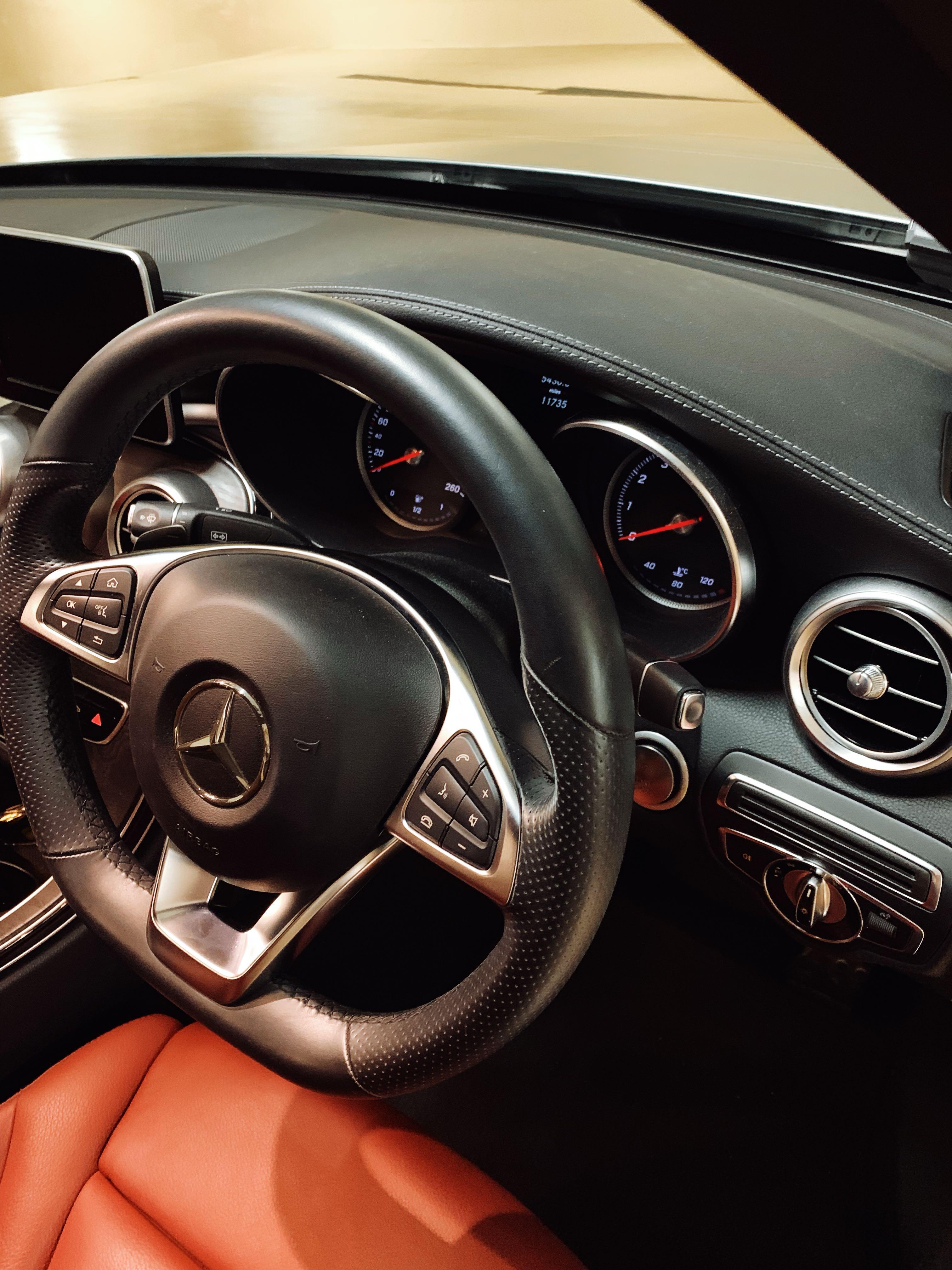 Mercedes-Benz C250 Line Auto