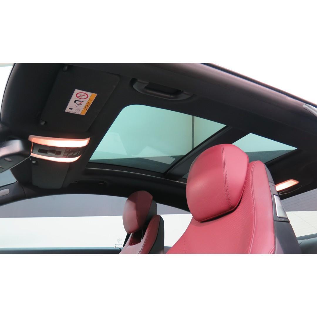 MERCEDES-BENZ E200 Coupe Facelift 2014'